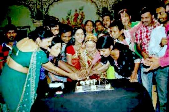 Double Celebration for Diya Aur Baati Hum