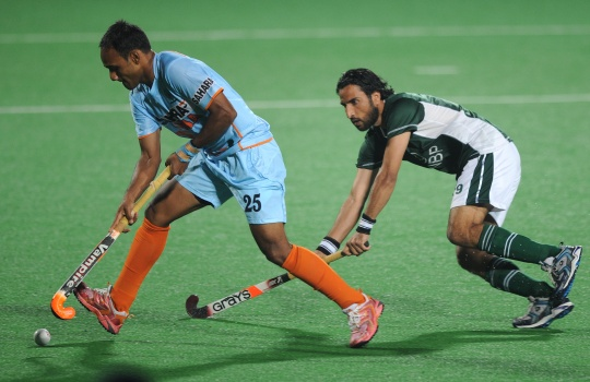 India Calls off Pakistan Hockey Series
