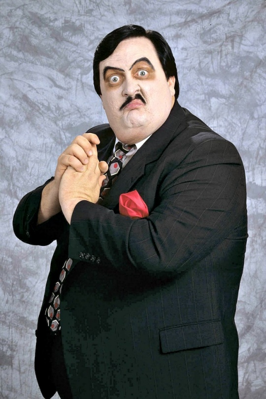 Former Undertaker Manager Paul Bearer Dead
