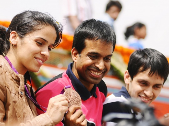 We will run out of shuttles in four days: Gopichand