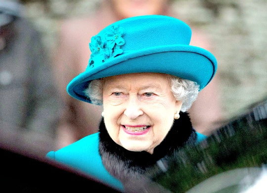 Queen Elizabeth II