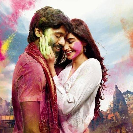 'Raanjhna' on Holi