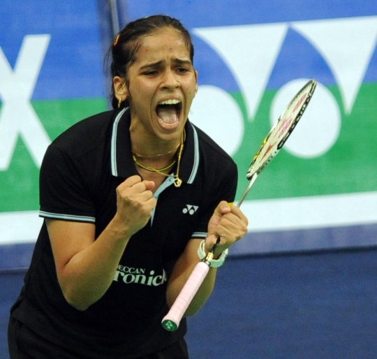 Saina, Kashyap in All England Quarterfinals