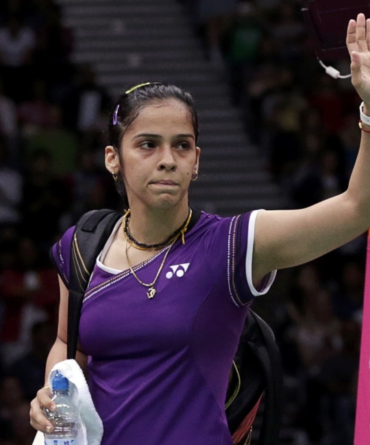 Saina Reaches All England Semis, Kashyap Out