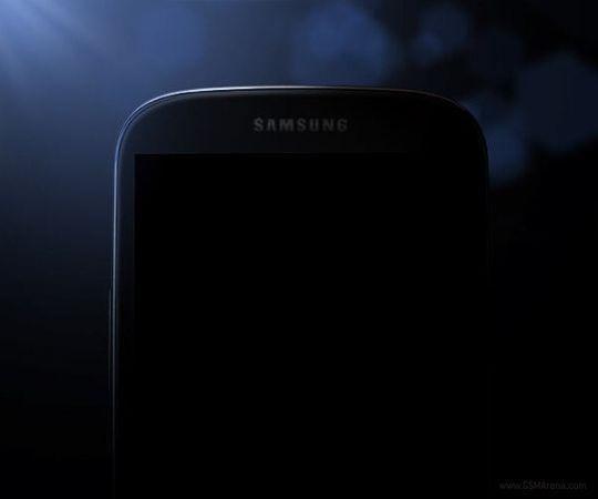 samsung galaxy SIV teaser image
