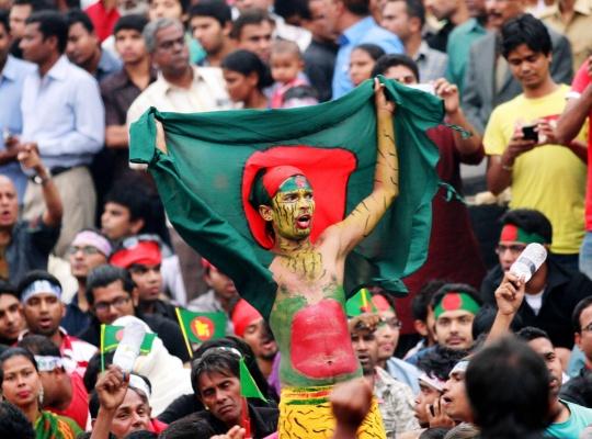 Shahbag Square