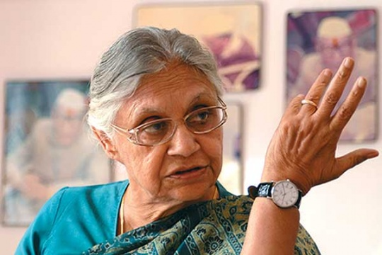 My Daughter Feels Unsafe in Delhi: Sheila Dikshit