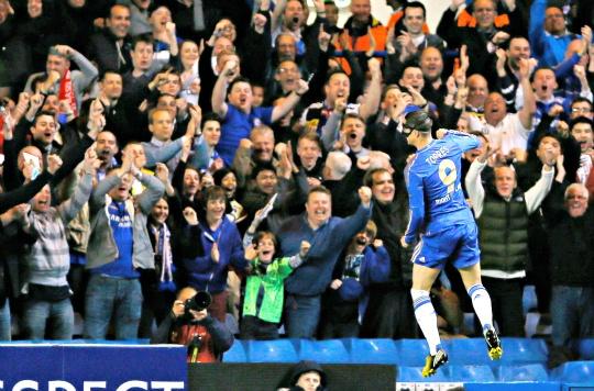 Chelsea Storm into Europa League Final