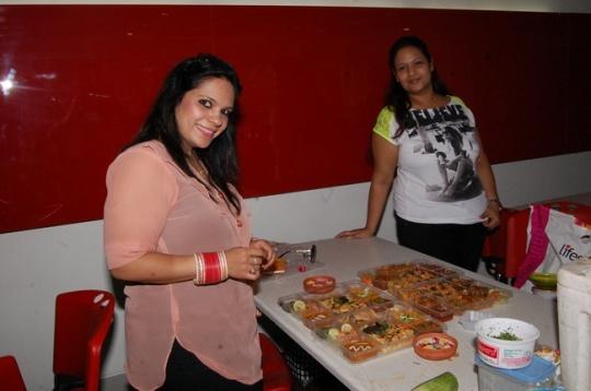 Langhar food