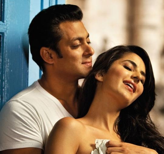 Salman Khan, Katrina Kaif in Ek Tha Tiger
