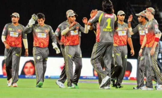 IPL: Hyderabad Crush Punjab By 30 Runs