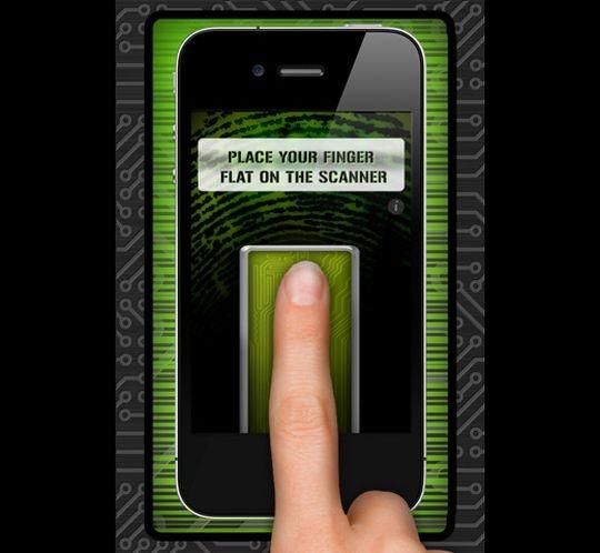 iphone 5s fingerprint unlocking
