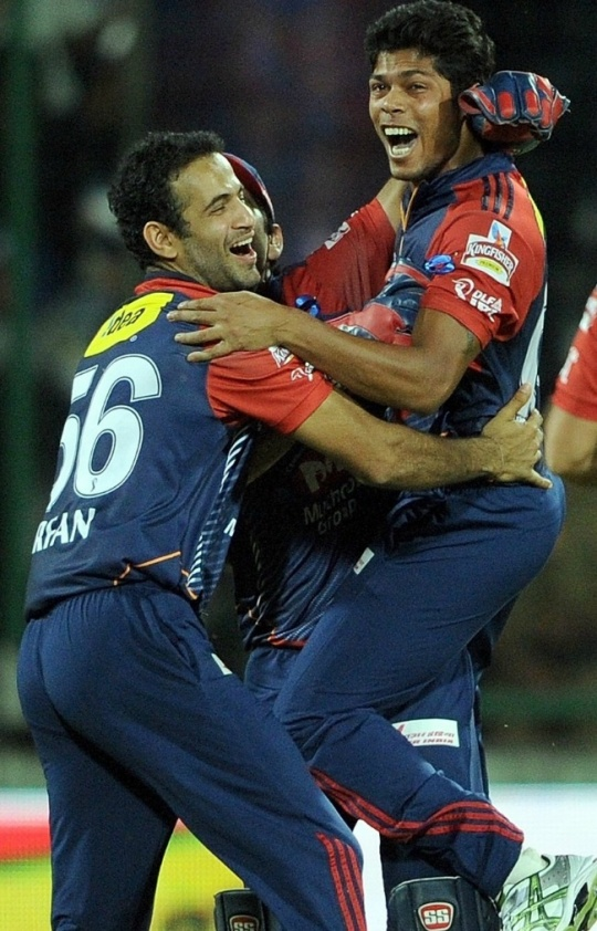 Irfan Pathan and Umesh Yadav