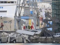 Italy Port Crash
