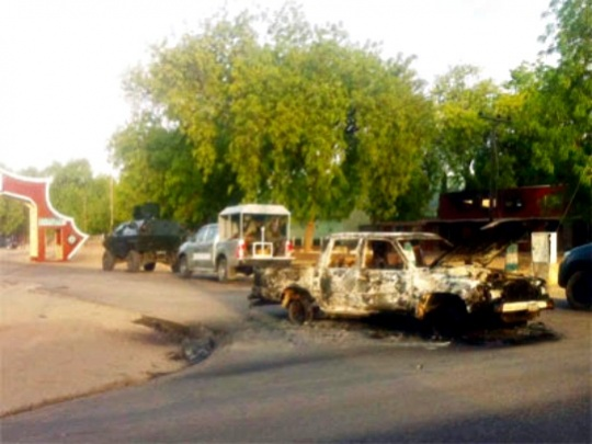 Nigerian Islamist Raid
