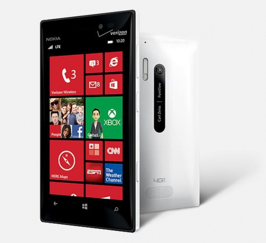 nokia lumia 928 � complete features and specifications