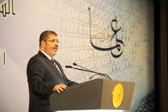 President Mohamed Mursi