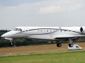 Lord Sugar's £18.5million Jet