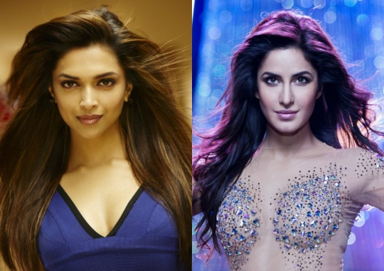 Deepika hottest than Katrina.!