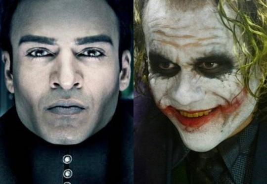 Kaal vs Joker