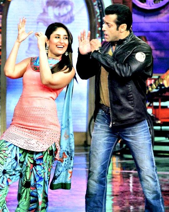 Kareena Kapoor, Salman Khan