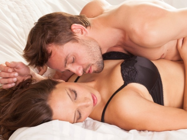 Time for female to reach orgasm