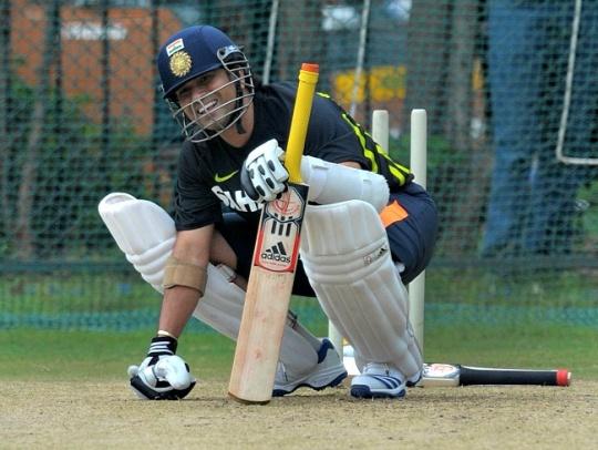 Sachin Tendulkar Retires From Test Cricket