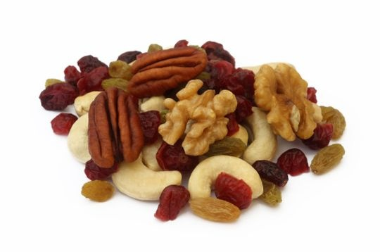 Cashews, nuts and dry fruits