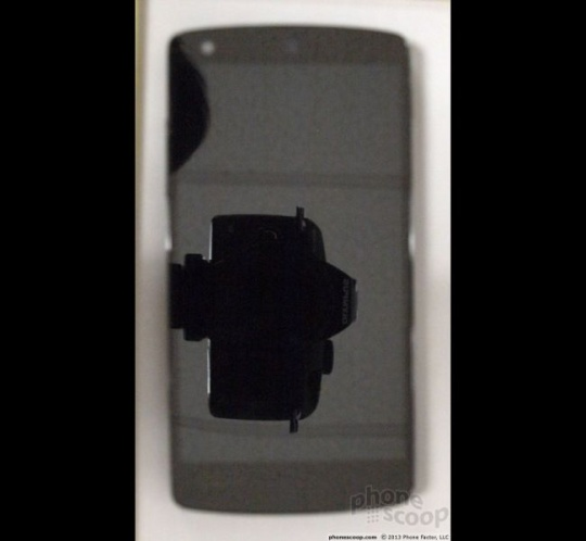 Google Nexus 5 Leak