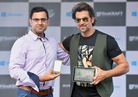 Microsoft Launches Krrish 3 Game for PCs