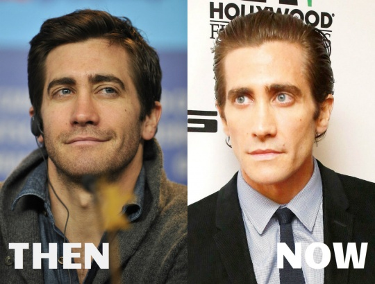 Jake Gyllenhaal Then & Now