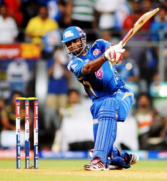 Kieron Pollard (All-rounder-Mumbai Indians)