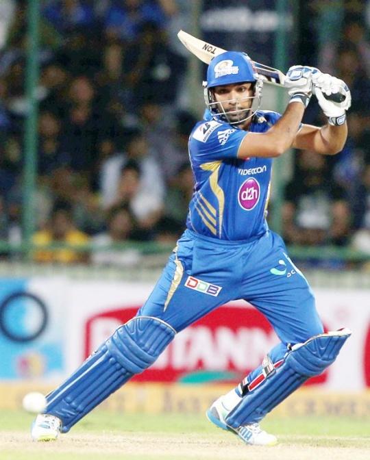 Rohit Sharma (Captain/Batsman-Mumbai Indians)