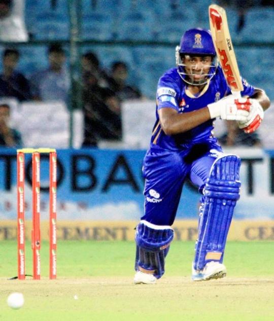 Sanju Samson (Wicketkeeper/Batsman-Rajasthan Royals)