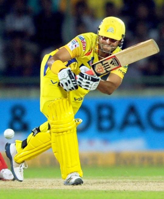 Suresh Raina (Batsman-Chennai Super Kings)