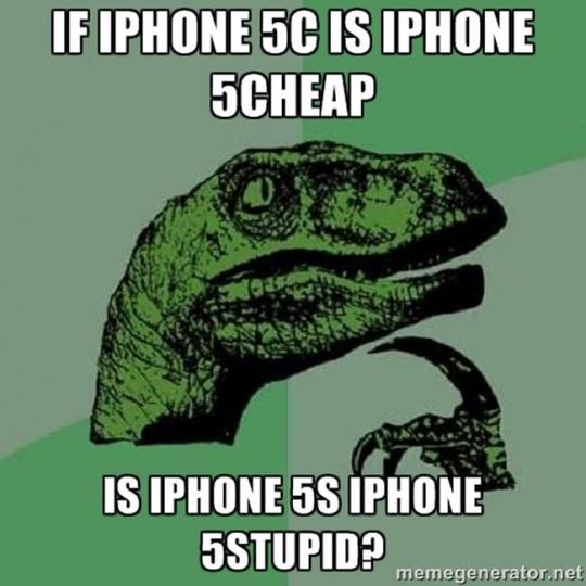 Apple iPhone 2013 Troll