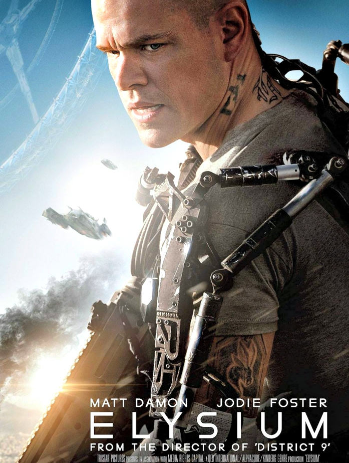 the theme of social inequality in elysium a movie by neill blomkamp Film review : snowpiercer (or should i  which is the central theme that underscores the  sci-fi tale of social inequality by neill blomkamp.