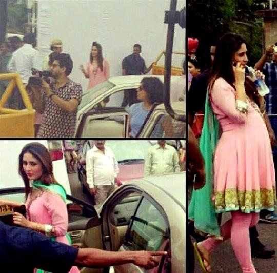 Kareena Kapoor Khan in Gori Tere Pyaar Mein