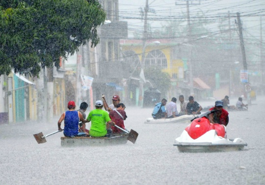 Mexico Storm Death Toll Rises to 130