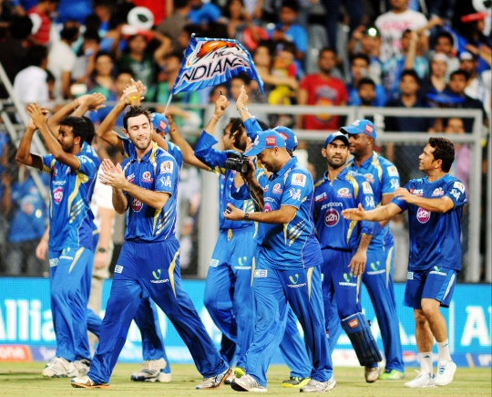 Mumbai Indians' CLT20 Camp Starts Friday