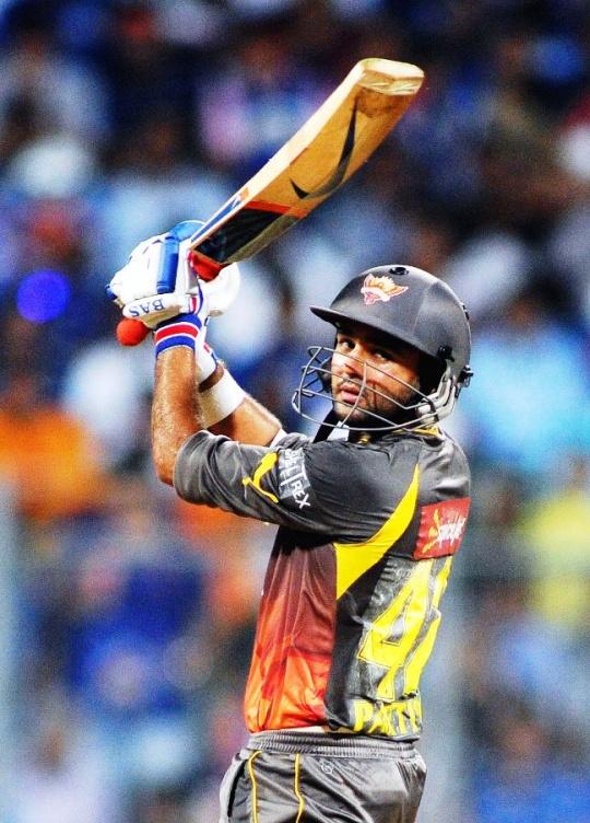 Parthiv Patel (Sunrisers Hyderabad)