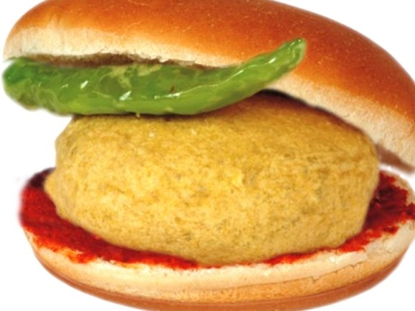 Healthy Snack: Healthy Vada Pav Recipe