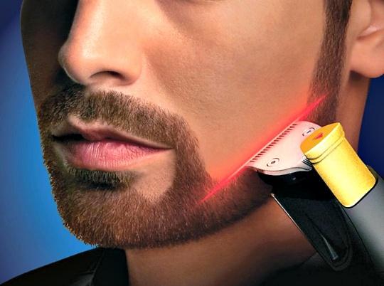 Now Laser Guided Beard Trimmer For Men Indiatimes Com