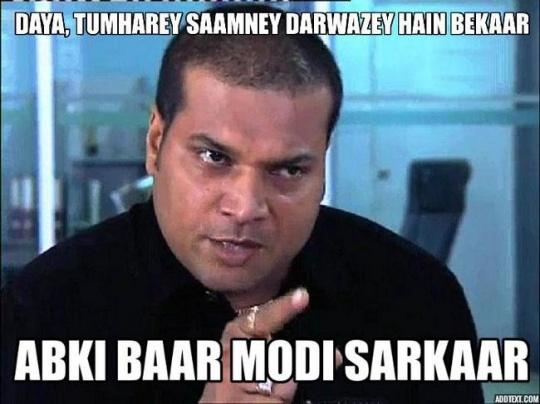 Ab Ki Baar Modi Sarkar Joke