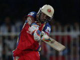 Royal Challengers Bangalore started their IPL 2014 campaign with a thumping 8-wicket win over the Delhi Daredevils at the Sharjah Cricket Stadium on Thursday. The highlight of Bangalore's win was good all-round performance by the bowlers first to restri