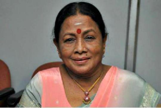 Actress Mano... Manorama