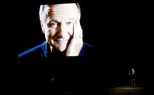 Billy Crystal remembers Robin Williams