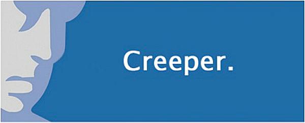 creep on facebook