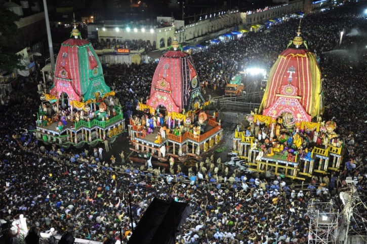Jagannath Chariot