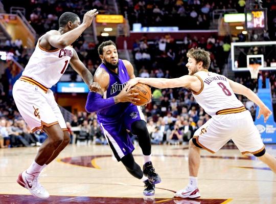 Cleveland Cavaliers Beat Sacramento Kings